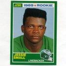 1989 Score Football #255 Jessie Small RC - Philadelphia Eagles