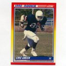 1990 Score Football #629 Eric Green RC - Pittsburgh Steelers