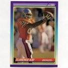 1990 Score Football #544 Clarence Kay - Denver Broncos