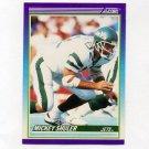 1990 Score Football #467 Mickey Shuler - New York Jets