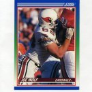 1990 Score Football #412 Joe Wolf - Phoenix Cardinals