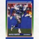 1990 Score Football #332 Rufus Porter - Seattle Seahawks