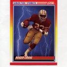 1990 Score Football #329 Roger Craig GF - San Francisco 49ers