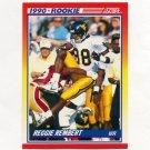 1990 Score Football #297 Reggie Rembert RC - Cincinnati Bengals