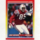 1990 Score Football #283 Eric Sievers RC - New England Patriots