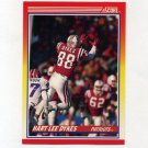 1990 Score Football #277 Hart Lee Dykes - New England Patriots