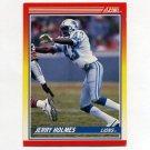 1990 Score Football #242 Jerry Holmes - Detroit Lions