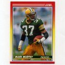 1990 Score Football #241 Mark Murphy - Green Bay Packers