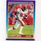 1990 Score Football #167 Aundray Bruce - Atlanta Falcons