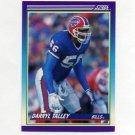 1990 Score Football #156 Darryl Talley - Buffalo Bills