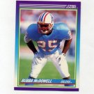 1990 Score Football #151 Bubba McDowell - Houston Oilers