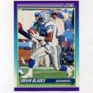 1990 Score Football #139 Brian Blades - Seattle Seahawks