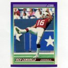 1990 Score Football #132 Rich Camarillo - Phoenix Cardinals