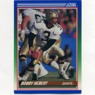 1990 Score Football #045 Bobby Hebert - New Orleans Saints