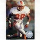 1991 Pro Set Platinum Football #276 Mark Carrier - Tampa Bay Buccaneers