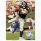 1991 Pro Set Platinum Football #264 Anthony Miller - San Diego Chargers