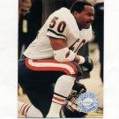 1991 Pro Set Platinum Football #165 Mike Singletary - Chicago Bears