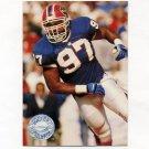 1991 Pro Set Platinum Football #157 Cornelius Bennett - Buffalo Bills