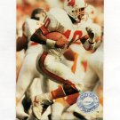 1991 Pro Set Platinum Football #118 Gary Anderson - Tampa Bay Buccaneers