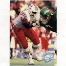 1991 Pro Set Platinum Football #074 Brent Williams - New England Patriots