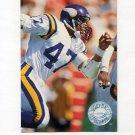 1991 Pro Set Platinum Football #070 Joey Browner - Minnesota Vikings