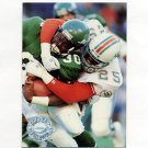1991 Pro Set Platinum Football #065 Louis Oliver - Miami Dolphins
