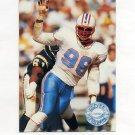 1991 Pro Set Platinum Football #043 Sean Jones - Houston Oilers