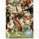 1991 Pro Set Platinum Football #016 Boomer Esiason - Cincinnati Bengals
