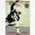 1992 Power Football #312 Rodney Culver RC - Indianapolis Colts