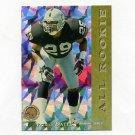 1993 Pro Set Football All-Rookies #26 Patrick Bates - Los Angeles Raiders