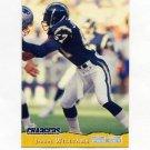 1993 Pro Set Football #386 Jerrol Williams - San Diego Chargers