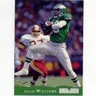 1993 Pro Set Football #341 Calvin Williams - Philadelphia Eagles