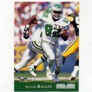 1993 Pro Set Football #331 Victor Bailey RC - Philadelphia Eagles