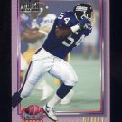 1993 Power Update Football Moves Gold #43 Carlton Bailey - New York Giants