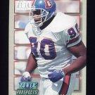 1993 Power Update Football Prospects #46 Dan Williams RC - Denver Broncos