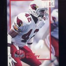 1993 Power Football Power Moves #PM35 John Booty - Phoenix Cardinals