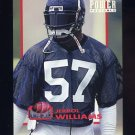 1993 Power Football Power Moves #PM26 Jerrol Williams - San Diego Chargers