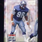 1993 Power Football #198 Dennis Gibson - Detroit Lions
