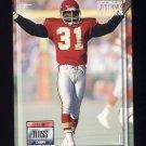 1993 Power Football #031 Kevin Ross - Kansas City Chiefs