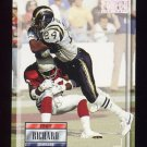 1993 Power Football #024 Stanley Richard - San Diego Chargers