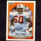 1990 Fleer Football #344 Randy Grimes - Tampa Bay Buccaneers