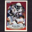 1990 Fleer Football #331 Anthony Bell - Phoenix Cardinals