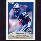 1990 Fleer Football #277 Bennie Blades - Detroit Lions