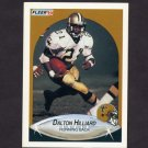 1990 Fleer Football #189 Dalton Hilliard - New Orleans Saints