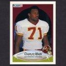 1990 Fleer Football #160 Charles Mann - Washington Redskins