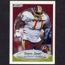 1990 Fleer Football #155 Darryl Grant - Washington Redskins