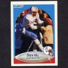 1990 Fleer Football #130 Drew Hill - Houston Oilers