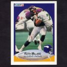 1990 Fleer Football #105 Keith Millard - Minnesota Vikings