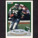 1990 Fleer Football #092 Anthony Toney - Philadelphia Eagles