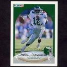 1990 Fleer Football #082B Randall Cunningham - Philadelphia Eagles